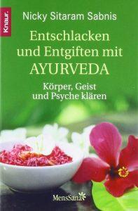 Buchtipp: Entgiften & entschlacken mit Ayurveda