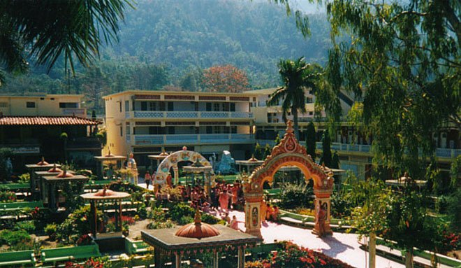Rishikesh in Nordindien