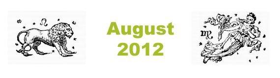 Yogahoroskop August