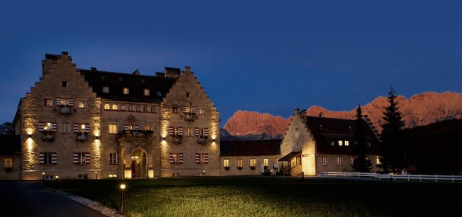 Alpengluehen Das Kranzbach