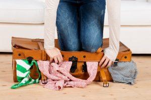 USA Urlaub Koffer packen Checkliste