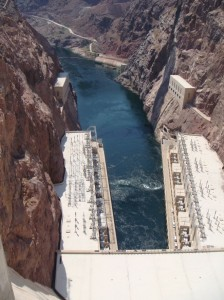 Der Hoover Dam, Las Vegas