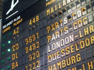 Flughafen - Streiks in Frankreich © RainerSturm  / pixelio.de
