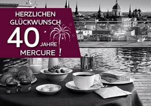 40 Jahr Mercure Foto: Mercure