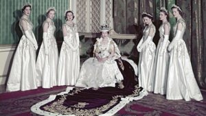 Foto: The Queen's Coronation 1953 - royalcollection.org.uk