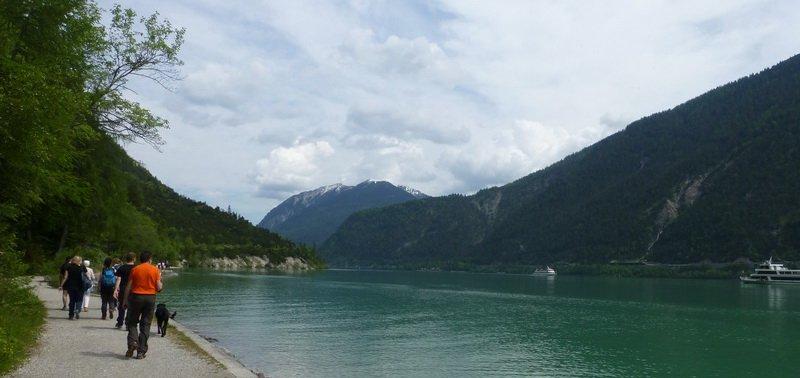 See-Wanderung zur Alm 8
