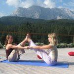 Yoga im Kranzbach