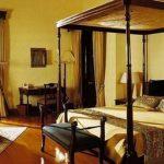 Blick in eine Suite des Resorts
