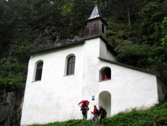 "Wanderung vom Hotel ""Weisses Roessl am Wolfgangsee"""