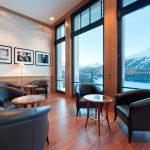 Kulm Hotel St. Moritz Smokerslounge