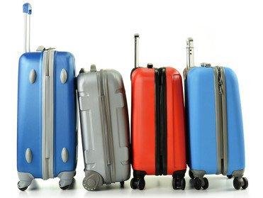 Den richtigen Koffer für den Urlaub finden