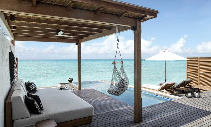 Erstes Fairmont Resort eröffnet am 1. April 2018 auf den Malediven ...