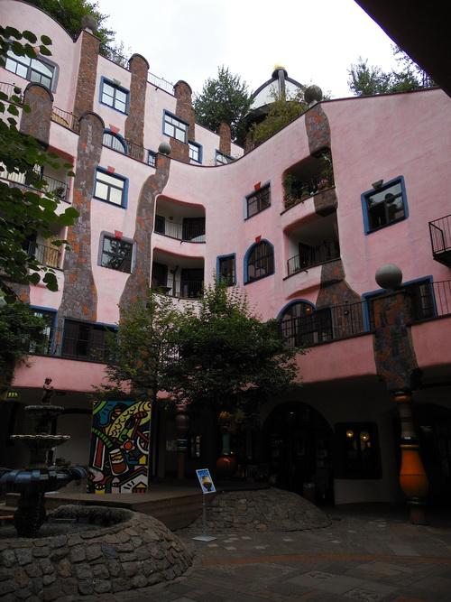 magdeburg 15 Hundertwasserhaus